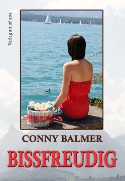 Bissfreudig von Balmer,  Conny