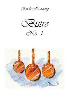 Bistro No. 1 von Hornung,  Erich