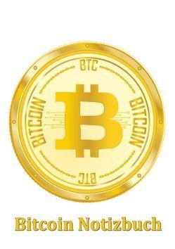 Bitcoin Notizbuch von Media,  Promoflow