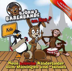 Björns Bärenbande im Zoo! von Heuser,  Björn