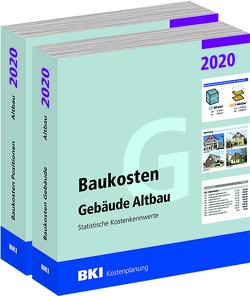 BKI Baukosten Altbau 2020 – Kombi Gebäude + Positionen