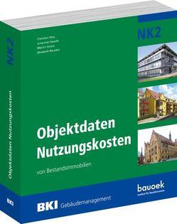 BKI Nutzungskosten NK2 von Beusker,  Elisabeth, BKI - Baukosteninformationszentrum Deutscher Architektenkammern, Stoy,  Christian