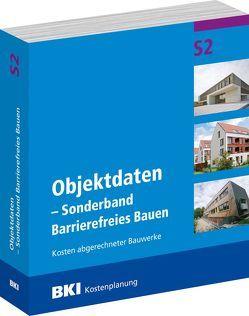 BKI Objektdaten Barrierefreies Bauen- Sonderband S2