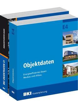 BKI Objektdaten E3 + E4 von BKI - Baukosteninformationszentrum Deutscher Architektenkammern