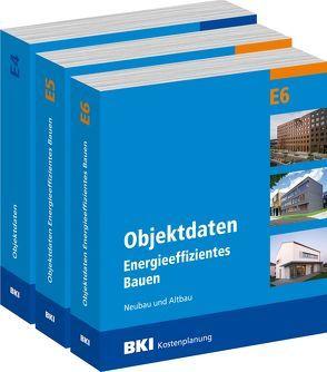 BKI Objektdaten E4 + E5 + E6 von BKI - Baukosteninformationszentrum Deutscher Architektenkammern