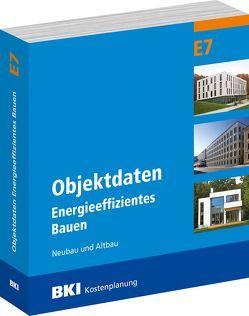 BKI Objektdaten E7 von BKI - Baukosteninformationszentrum Deutscher Architektenkammern