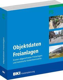 BKI Objektdaten F5 Freianlagen von BKI - Baukosteninformationszentrum Deutscher Architektenkammern