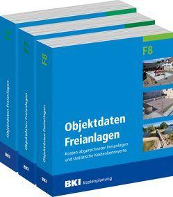 BKI Objektdaten Freianlagen F6 + F7 + F8
