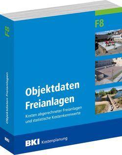 BKI Objektdaten Freianlagen F8