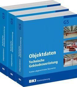 BKI Objektdaten G3 + G4 + G5 von BKI - Baukosteninformationszentrum Deutscher Architektenkammern