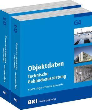 BKI Objektdaten G3 + G4 von BKI - Baukosteninformationszentrum Deutscher Architektenkammern