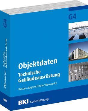 BKI Objektdaten G4 von BKI - Baukosteninformationszentrum Deutscher Architektenkammern