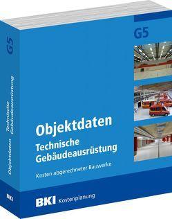 BKI Objektdaten G5 von BKI - Baukosteninformationszentrum Deutscher Architektenkammern