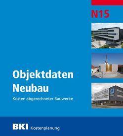 BKI Objektdaten Neubau N15