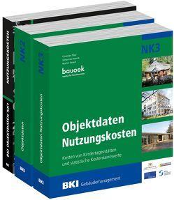 BKI Objektdaten Nutzungkosten NK1 + NK2 + NK3 von Beusker,  Elisabeth, BKI - Baukosteninformationszentrum Deutscher Architektenkammern, Hawlik,  Johannes, Stoy,  Christian, Strack,  Martin