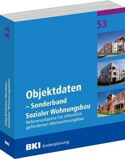 BKI Objektdaten Sozialer Wohnungsbau – Sonderband S3