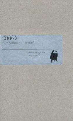 BKK-3 von Architekturgalerie am Weißenhof