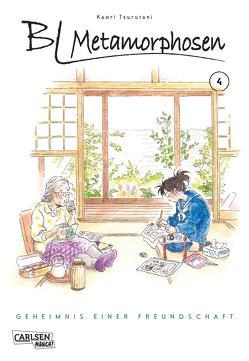 BL Metamorphosen – Geheimnis einer Freundschaft 4 von Stutterheim,  Nadja, Tsurutani,  Kaori