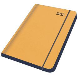 BLACK 2022 – Diary – Buchkalender – Taschenkalender – 12×17