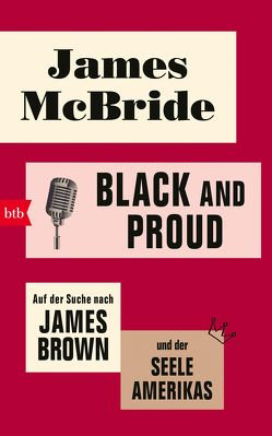 Black and proud von Löcher-Lawrence,  Werner, McBride,  James