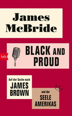Black and proud von Löcher-Lawrence,  Werner, McBride,  James