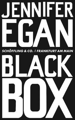 Black Box von Egan,  Jennifer, Walitzek,  Brigitte