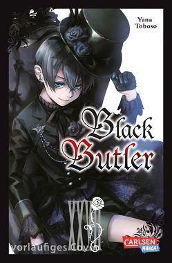Black Butler 27 von Toboso,  Yana
