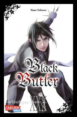 Black Butler 30 von Toboso,  Yana, Überall,  Dorothea
