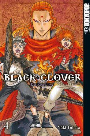 Black Clover 04 von Tabata,  Yuki