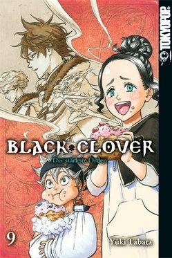 Black Clover 09 von Tabata,  Yuki