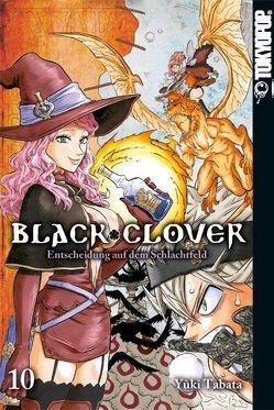 Black Clover 10 von Tabata,  Yuki