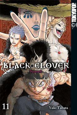 Black Clover 11 von Tabata,  Yuki