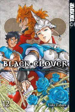 Black Clover 12 von Tabata,  Yuki