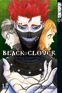 Black Clover 13 von Tabata,  Yuki