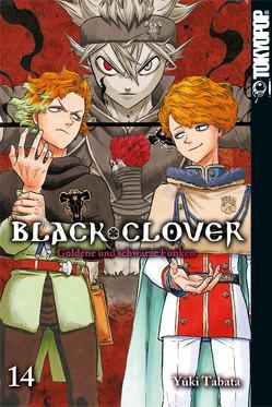 Black Clover 14 von Tabata,  Yuki