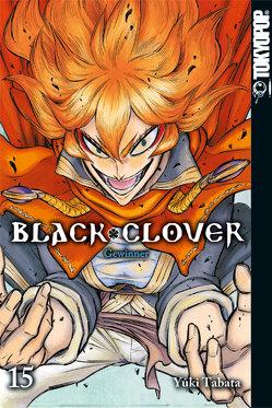 Black Clover 15 von Tabata,  Yuki