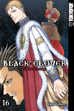 Black Clover 16 von Tabata,  Yuki