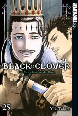 Black Clover 25 von Tabata,  Yuki