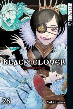 Black Clover 26 von Tabata,  Yuki