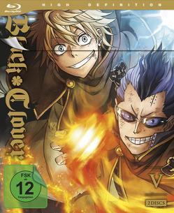 Black Clover – Blu-ray 5 (Episoden 40-51) (2 Blu-rays) von Yoshihara,  Tatsuya