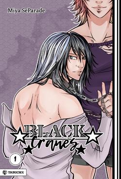 BLACK Cranes 01 von SeParade,  Miya