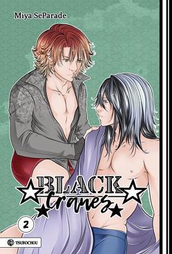 BLACK Cranes 02 von SeParade,  Miya