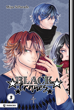 BLACK Cranes 03 von SeParade,  Miya