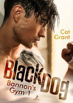 Black Dog von Grant,  Cat, Steves,  Janina