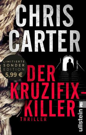 Der Kruzifix-Killer von Carter,  Chris, Rößner,  Maja