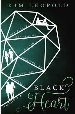Black Heart Sammelband / Black Heart Sammelband (5-8) von Leopold,  Kim