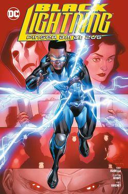 Black Lightning: Finger am Abzug von Henry,  Clayton, Isabella,  Tony