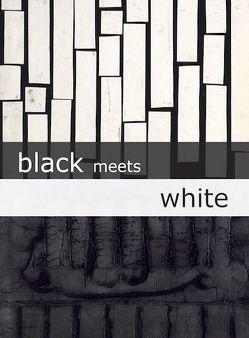 Black Meets White von Ksandr,  George, Maulberger,  Gabi, Maulberger,  Hans, Weber,  Carolin