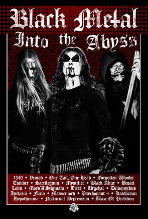 Black Metal: Into The Abyss von Patterson,  Dayal, Schiffmann,  Andreas