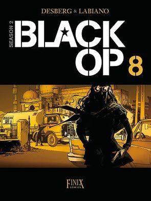 Black OP von Desberg,  Stephen, Labiano,  Hugues